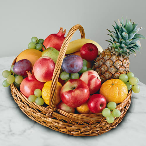 Memorable Seasonal Fruits Basket