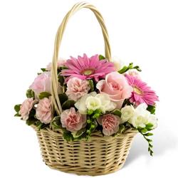 Fascinating arrangement of beautiful mixed Flower