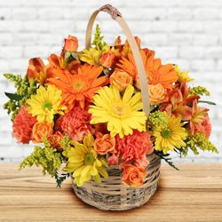 Magical Bouquet of Fresh Seasonal Flowers