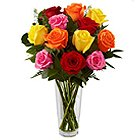 Alluring Assortment of Roses<br>