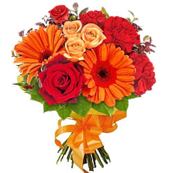 Special Assorted Flowers Bunch