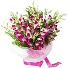 Elegance Bouquet of Orchid Stems