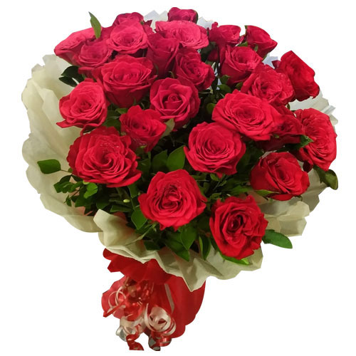 Buy Bouquet of Red Roses