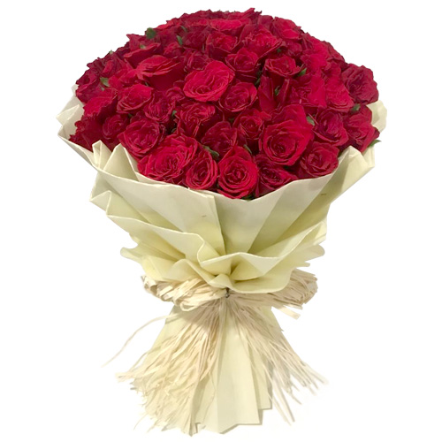 Deliver Red Rose Bouquet