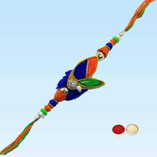 Dazzling Fashionable Rakhi