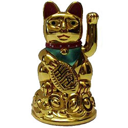 Shop for Maneki Neko Lucky Cat Chinese Feng Shui