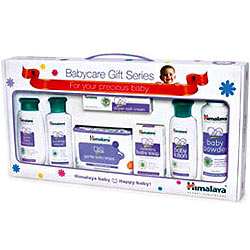 Online Babycare Gift Pack from Himalaya