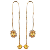 Avon�s Dapperly Chic Sui Dhaga Earrings