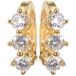 Dazzling AD Earrings