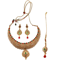 Sensational Wedding Special Necklace Set