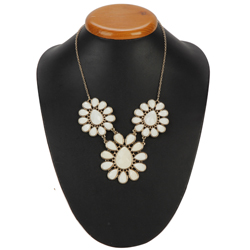 Comfy Designer Drama Necklace from Avon