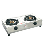 Delightful Nirlep Aspa Gas Top with 2 Burners