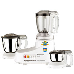 Classic Panasonic Mixer Grinder with 3 Jars