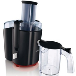 Delightful Philips Juicer with Large Feeding Tube