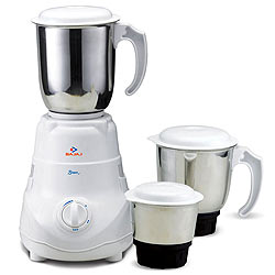 Classic Mixer Grinder of Bajaj Bravo with 3 Jars
