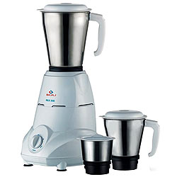 Exquisite Bajaj 3 Jar Mixer Grinder