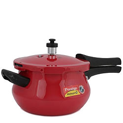 Dynamic Prestige Red Handi Pressure Cooker