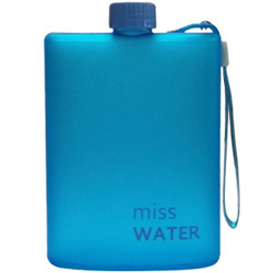 Miss Water's Joyful Contentment Water Bottle