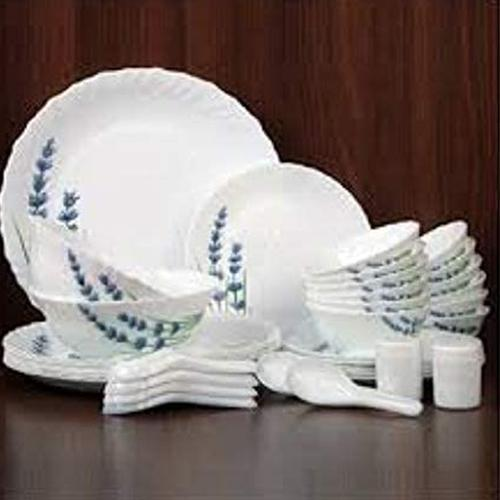 Amazing LaOpala English Lavender Novo Collection Dinner Set