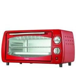 Glamorous Prestige Oven Toaster and Griller (Red)