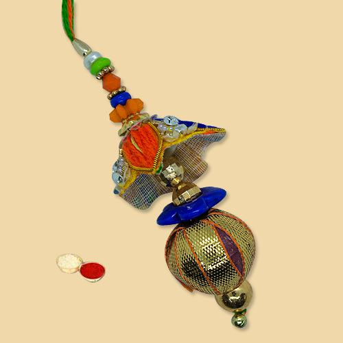 Beautiful Bhabhi's Lumba Rakhi