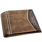 Enchanting Avon Castles Wallet for Men