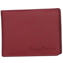 Modern Longhorn Gents Leather Wallet