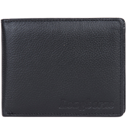 Eye-Catching Gents Wallet of Leather from Longhorn