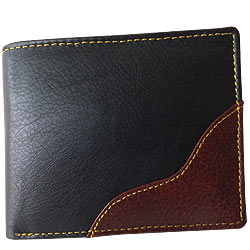 Enthralling Gents Leather Wallet from Rich Born