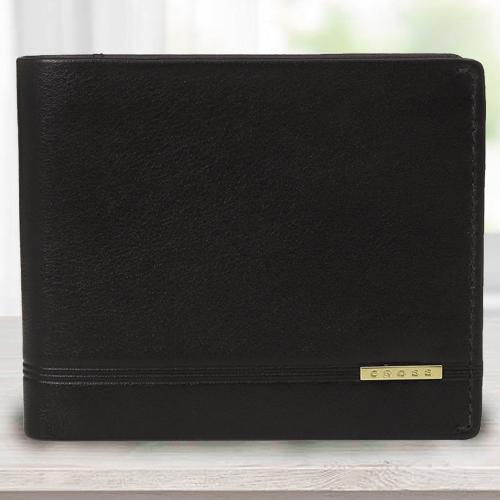 Amusing Oak Brown Leather Wallet for Men