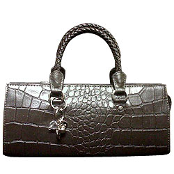 Send Ladies Leather Handbag from Cheemo