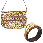 Amazing Leona Sling Bag and Belt Set from Avon