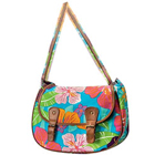 Delightful Flower Power Messenger Bag from Avon