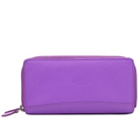 Eye-Catching Purple Coloured Leather Ladies Wallet from Urban Forest