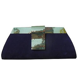 Prismatic Array Ladies Clutch from Spice Art