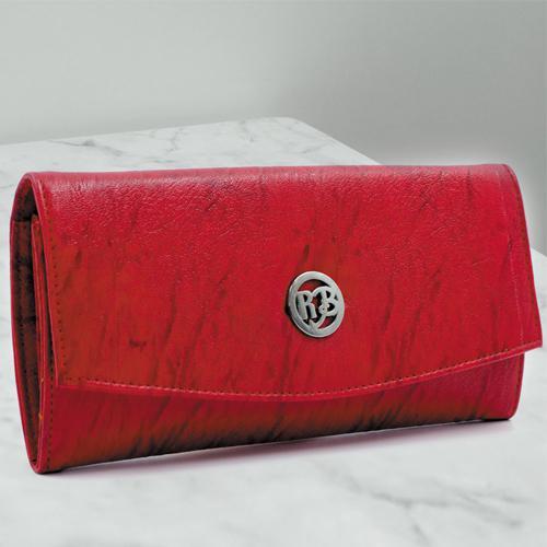 Fantastic Ladies Handbag in Red Color