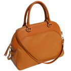 Winsome Accomplice Laura Leather Handbag from Avon