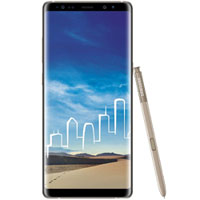 Gift Online this Attractive looking Samsung Galaxy Note 8 Phone for your loved ones. This phone has the following features.