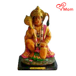 Splendid Idol of Holy Hanumanji