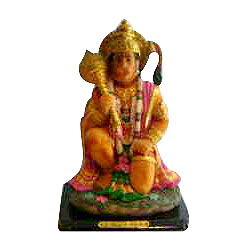 Sending Amazing Hanumanji Idol