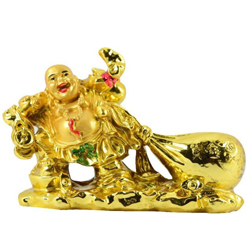 Shop for Feng Shui Laughing Buddha With Potli