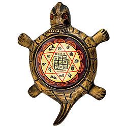 Lakshmi yantra tortoise