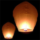 Amazing Flying Lantern