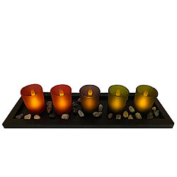 Glamorous Candle Tray with Aesthetic Beauty