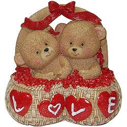 Eye Candy Duet of Teddies<br>
