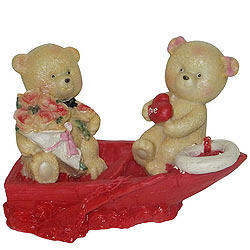 Buy Twin Teddy Showpiece