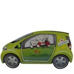 Lucky Bear Car Photo Stand