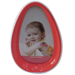 Adorable egg-shaped Photo Frame