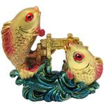 Feng Shui Double Fish
