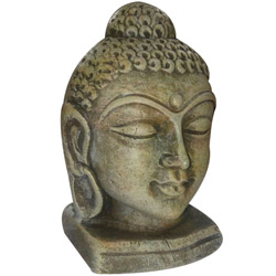 Holy Lord Buddha Face Idol
